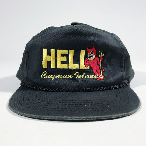 HELL Cayman Islands Snapback
