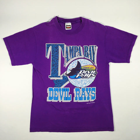 Devil Rays 1995 Henry Aaron T-Shirt