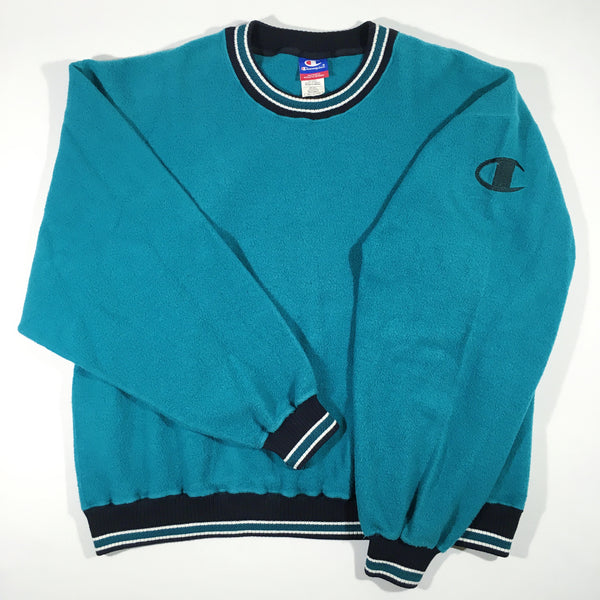 Champion Fleece Pullover Sweater