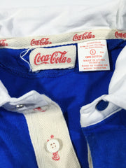 Coca-Cola 1986 Heather Rugby Shirt