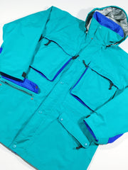 L.L. Bean Hooded Gore-Tex All-Weather Jacket