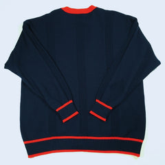 FILA Two-Tone Cardigan