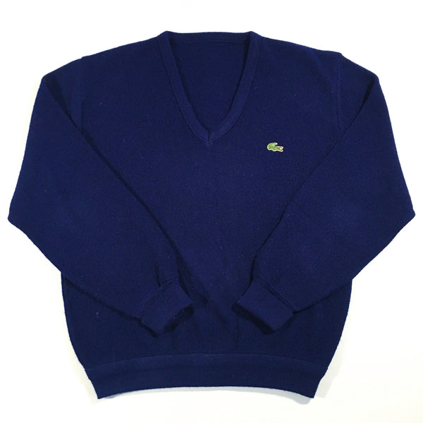 Lacoste Pullover Sweater Navy