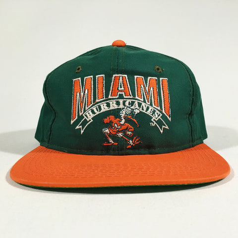 Miami Hurricanes The Game Snapback