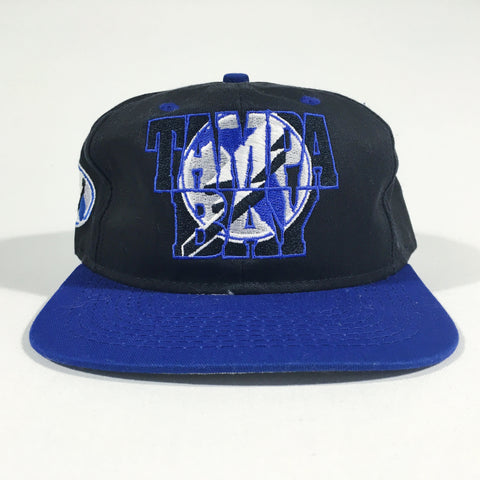 Tampa Bay Lightning #1 Apparel Snapback