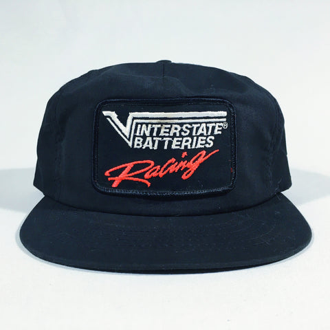 Interstate Batteries Racing Snapback