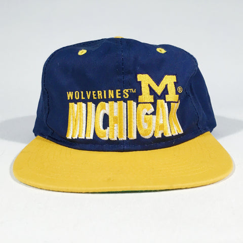Michigan Wolverines Snapback