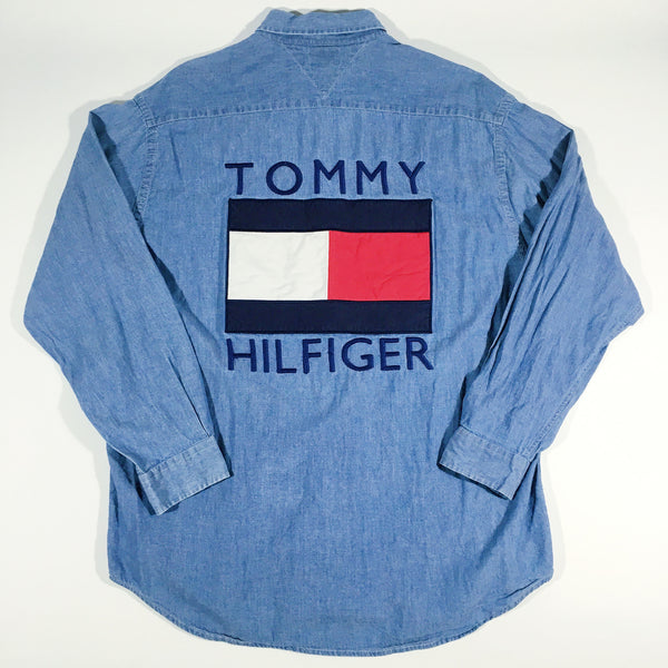 Tommy Hilfiger Big Flag Button-Up