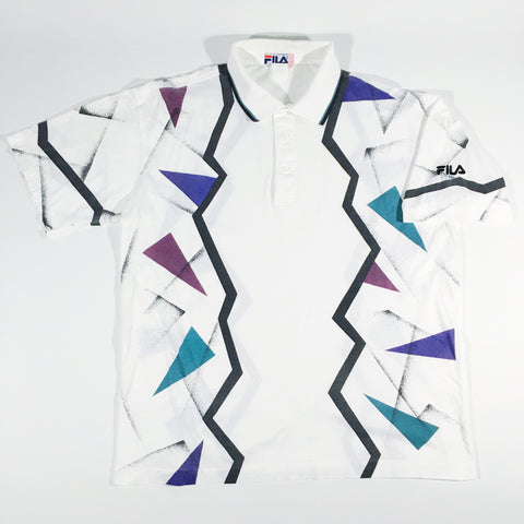 FILA Challenge Court Style Polo