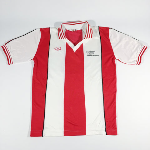 Cannon Striped Soccer Jersey