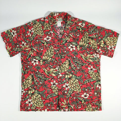 Hilo Hattie Bold Hawaiian Shirt