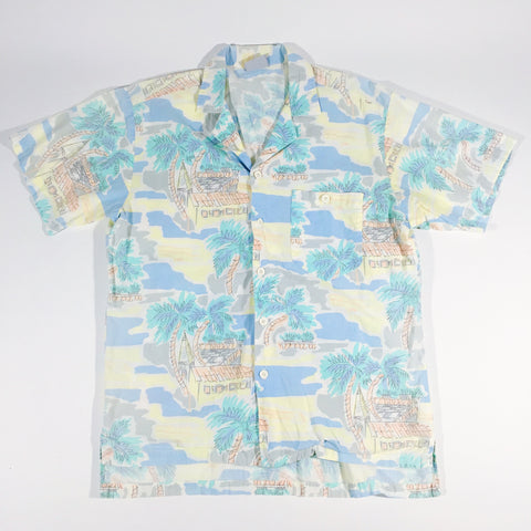 Bay Club Pastel Hawaiian Shirt