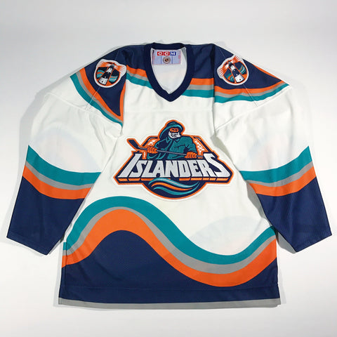 New York Islanders Fisherman Jersey
