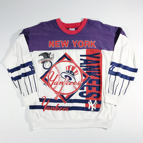 New York Yankees 1990 Crewneck