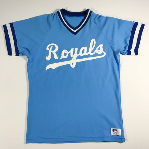 Royals 1980's Sand-Knit Jersey