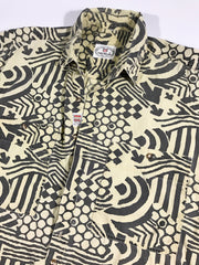 Tom Tailor Abstract Button-Up Shirt