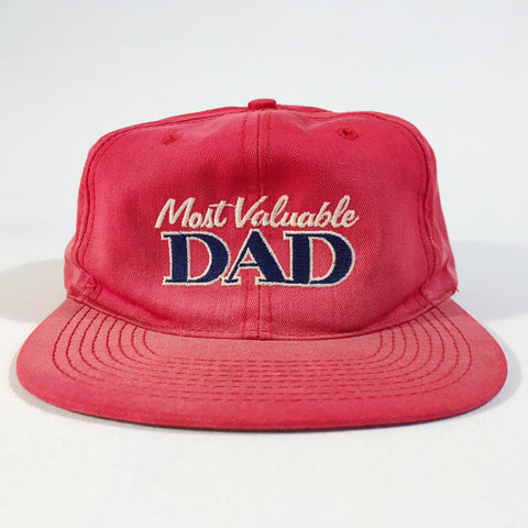 Macy's Most Valuable Dad Snapback