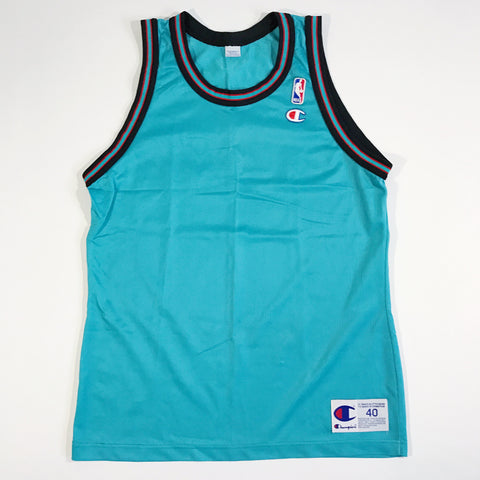 Vancouver Grizzlies Blank Champion Jersey a97278749