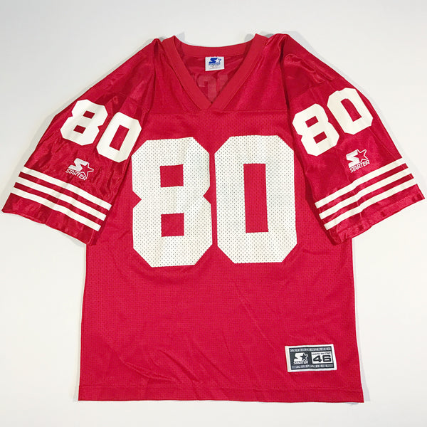 big sale 52a6a c174e 49ers Jerry Rice Starter Jersey