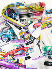 Paragraff 50's & 60's Cars Button-Up Shirt
