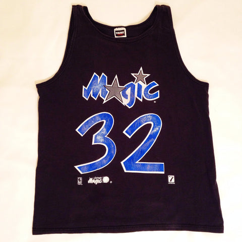 Orlando Magic Shaq Logo 7 Tanktop