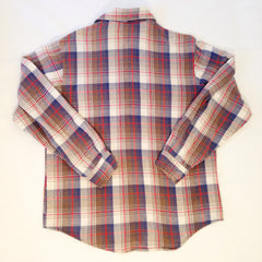 Big Mac Flannel Button-Up