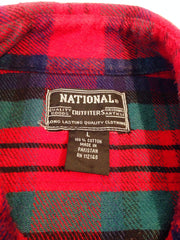 National Outfitters Flannel Button-Up