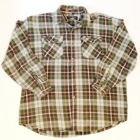 Canyon Guide Outfitters Flannel Button-Up