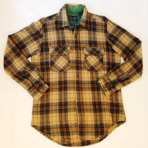 The Men's Shop Flannel Button-Up