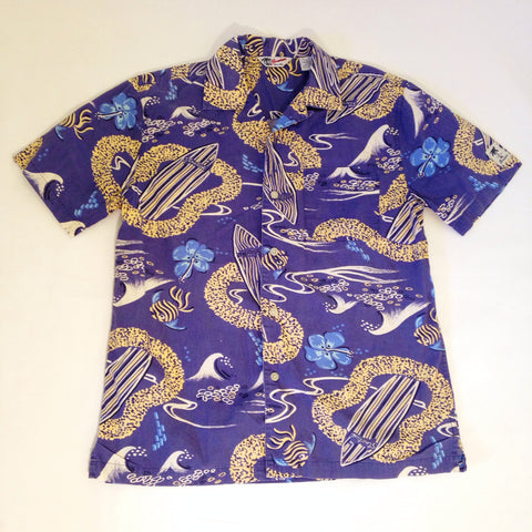 Structure Hawaiian Shirt