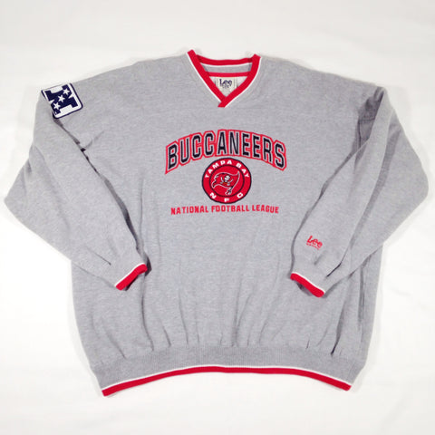 Buccaneers Lee Sport Crewneck