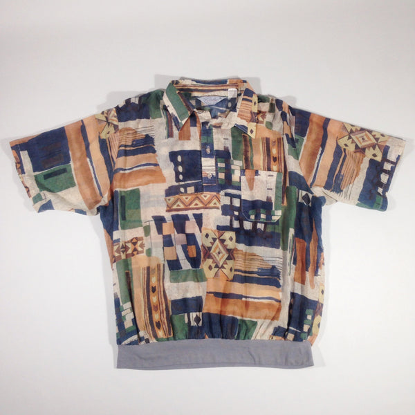Rialo Abstract Shirt