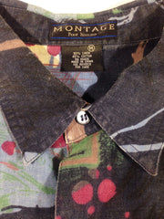 Montage Pour Homme Button-Up Shirt