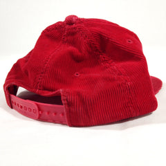 Red Wings Cord Snapback