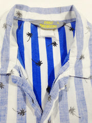 Fast Breakers Palms Button-Up Shirt
