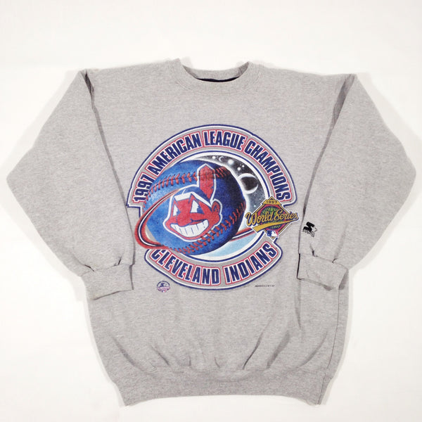 Indians 1997 World Series Crewneck