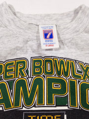 Packers Super Bowl XXXI Logo 7 T-Shirt