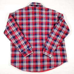 Across The Land Flannel Button-Up