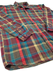 Royal Robbins Flannel Button-Up
