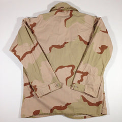 Air Force Desert Camo Button-Up