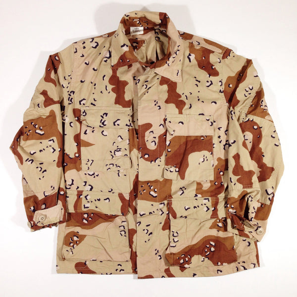 Desert Storm Camo Button-Up