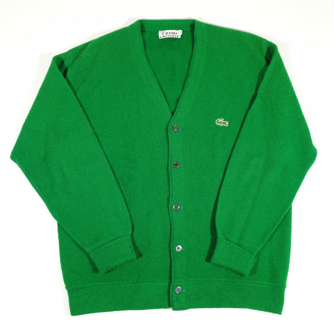Lacoste Cardigan Green