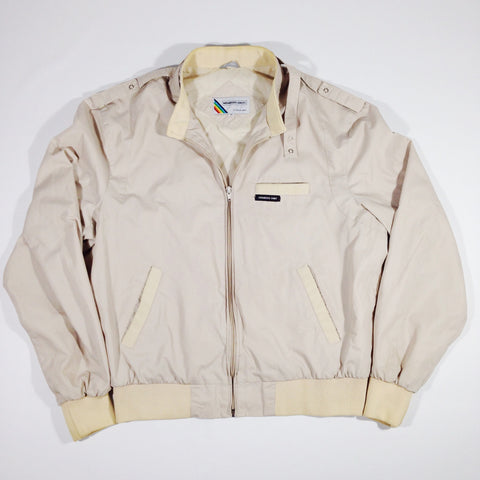 Members Only Bomber Jacket Sand