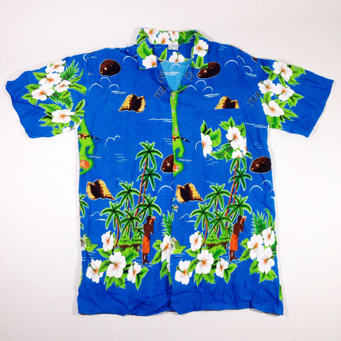 Island Dreams Turks Hawaiian Shirt