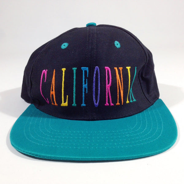 California Two-Tone Snapback