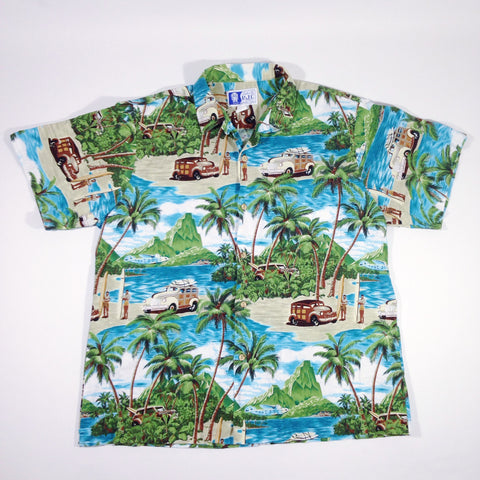Styled by RJC Island Hawaiian Shirt