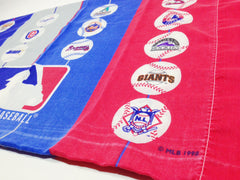 MLB 1998 Team Pillow Case