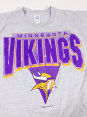 Vikings Logo 7 1992 T-Shirt
