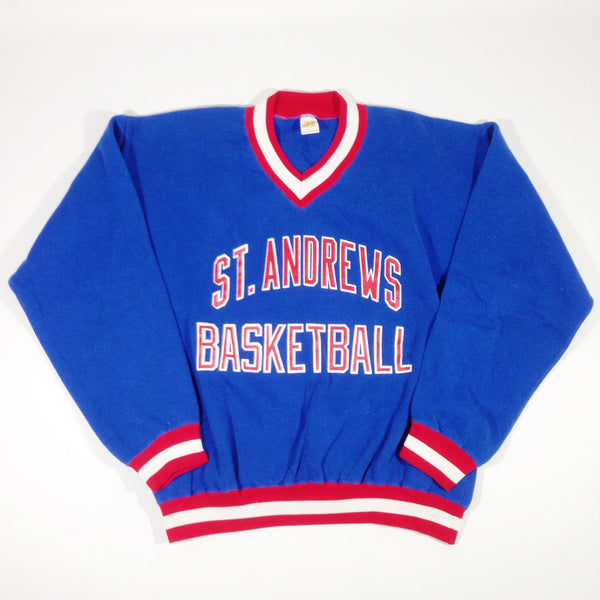 St. Andrews Basketball 1980's Crewneck