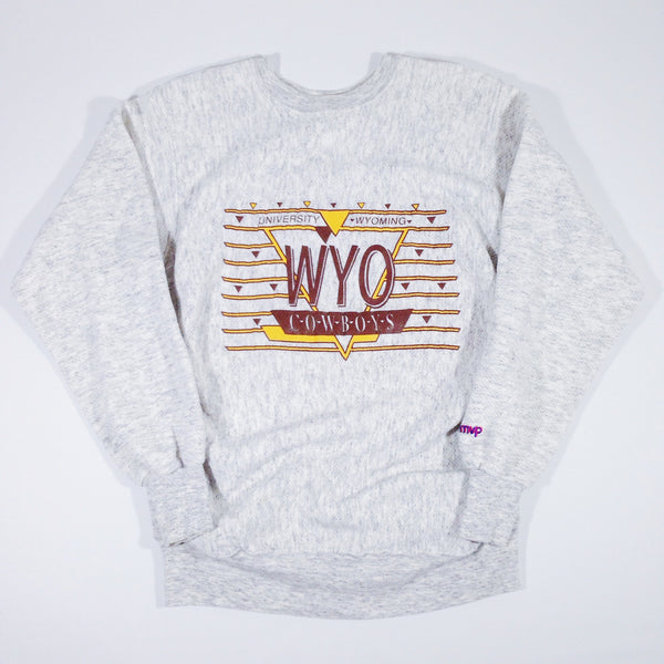 Wyoming Cowboys Crewneck